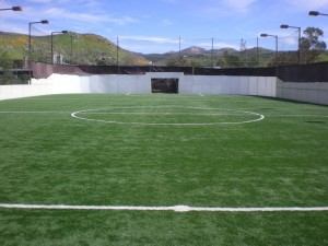 NCSP Main Field